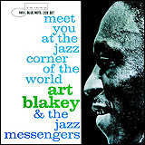 Art Blakey / Meet You At The Jazz Corner Of The World Vol1