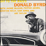 Donald Byrd / Off To The Races