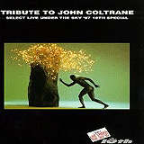 (Dave Liebman) and Wayne Shorter / John Coltrane Tribute