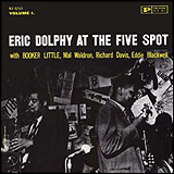 Eric Dolphy / At The Five Spot, Vol.1