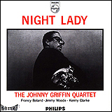 >Johnny Griffin / Night Lady