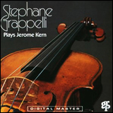 >Stephane Grappelli / Plays Jerome Kern