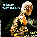 Lee Konitz Franco and D'Andrea / Inside Cole Porter