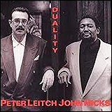 Peter Leitch And John Hicks / Duality