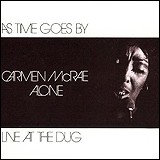Carmen Mcrae / As Time Goes By Live At The Dug