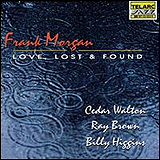 Frank Morgan / Love, Lost and Found