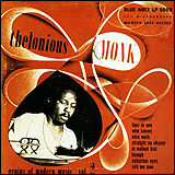 Thelonious Monk / Genius of Modern Music Vol.2