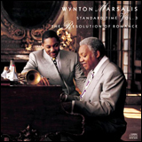 (Wynton Marsalis) and Ellis Marsalis / Standard Time Vol.3 The Resolution of Romanc