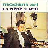 Art Pepper / Modern Art (The Complete Art Pepper Aladdin Recordings - Volume Two)