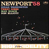 Dinah Washington / Newport'58 (PHCE-10015)