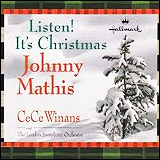 Johnny Mathis and CeCe Winans / Listen! It's Christmas