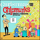 The Chipmunks Christmas With The Chipmunks (CDP748782)